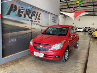 Veículo: Chevrolet (GM) - Agile - 1.4 MPFI LT 8V FLEX 4P MANUAL em Ribeirão Preto