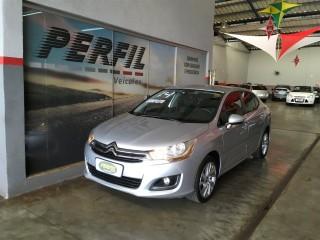 Veículo: Citroen - C4 Lounge - 2.0 TENDANCE 16V FLEX 4P AUTOMÁTICO em Ribeirão Preto
