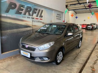Veículo: Fiat - Siena - 1.4 MPI EL 8V FLEX 4P MANUAL em Ribeirão Preto