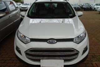 Veículo: Ford - EcoSport - SE PowerShift 1.6 Flex em Sertãozinho