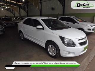 Veículo: Chevrolet (GM) - Cobalt - 1.8 MPFI LTZ 8V FLEX 4P AUTOMÁTICO em Ribeirão Preto