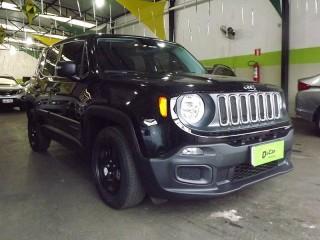 Veículo: Jeep - Renegade - 1.8 16V FLEX 4P AUTOMÁTICO em Ribeirão Preto