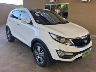 Veículo: Kia - Sportage - 2.0 EX 4X2 16V FLEX 4P AUTOMÁTICO em Ribeirão Preto