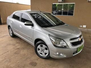 Veículo: Chevrolet (GM) - Cobalt - 1.8 MPFI LT 8V FLEX 4P AUTOMÁTICO em Ribeirão Preto