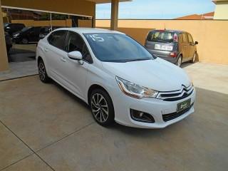 Veículo: Citroen - C4 Lounge - 2.0 MPFI TENDANCE 16V FLEX 4P AUTOMÁTICO em Ribeirão Preto