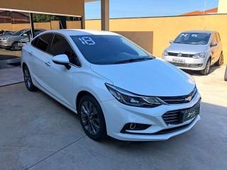 Veículo: Chevrolet (GM) - Cruze - 1.4 TURBO LTZ 16V FLEX 4P AUTOMÁTICO em Ribeirão Preto