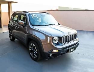 Veículo: Jeep - Renegade - 1.8 16V LONGITUDE em Ribeirão Preto
