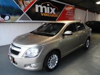 Veículo: Chevrolet (GM) - Cobalt - 1.4 SFI 8v LTZ 4p em Ribeirão Preto