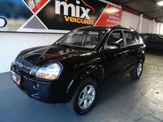 Veículo: Hyundai - Tucson - GLS 2.0 Automatica em Ribeirão Preto