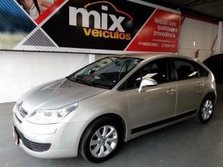 Veículo: Citroen - C4 - 2.0 GLX 16V FLEX 4P AUTOMÁTICO em Ribeirão Preto