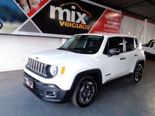 Veículo: Jeep - Renegade - 1.8 FLEX SPORT 4P AUTOMÁTICO em Ribeirão Preto