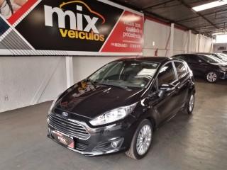 Veículo: Ford - Fiesta Hatch - 1.6 TITANIUM HATCH FLEX 4P AUTOMATICO em Ribeirão Preto