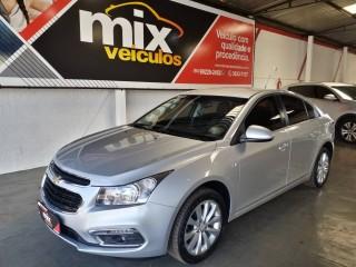 Veículo: Chevrolet (GM) - Cruze - 1.8 LT FLEX 4P AUTOMÁTICO em Ribeirão Preto