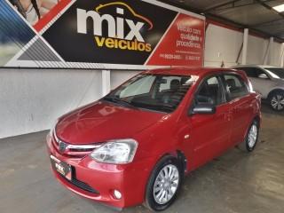 Veículo: Toyota - Etios - 1.5 XLS 16V FLEX 4P MANUAL em Ribeirão Preto