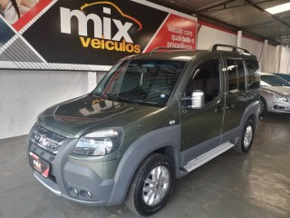 Veículo: Fiat - Doblô - 1.8 ADVENTURE FLEX 4P em Ribeirão Preto
