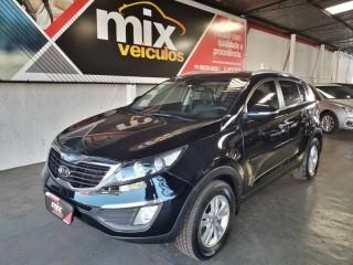 Veículo: Kia - Sportage - 2.0 EX 4X2 16V GASOLINA 4P AUTOMÁTICO em Ribeirão Preto