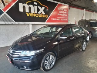 Veículo: Honda - City - 1.5 EX 16V FLEX 4P AUTOMÁTICO em Ribeirão Preto
