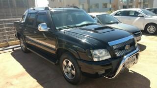 Veículo: Chevrolet (GM) - S-10 - 2.4 EXECUTIVE 4X2 CD 8V FLEX 4P MANUAL em Ribeirão Preto