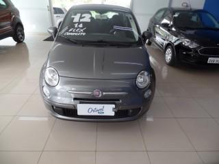 Veículo: Fiat - 500 - 500 CULT 1.4 em Ribeirão Preto
