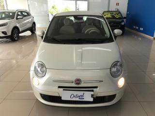 Veículo: Fiat - 500 - CULT AUT 1.4 em Ribeirão Preto