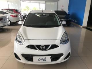 Veículo: Nissan - March - S 1.0 em Ribeirão Preto