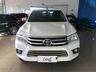 Veículo: Toyota - Hilux - HILUX SR 4X2 CD AUT 2.7 em Ribeirão Preto