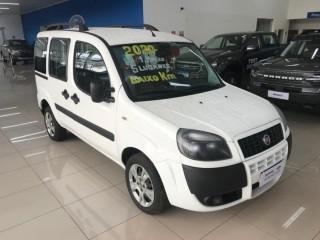 Veículo: Fiat - Doblô - ESSENCE 1.8 7 LUG em Ribeirão Preto