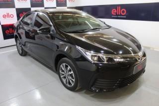 Veículo: Toyota - Corolla - GLI 1.8 16V AUT em Ribeirão Preto