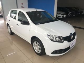 Veículo: Renault - Sandero - AUTHENTIQUE 1.0 em Ribeirão Preto