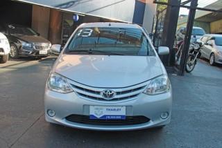 Veículo: Toyota - Etios - 1.3 XS 16V em Ribeirão Preto