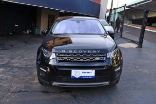 Veículo: Land Rover - Discovery - 2.0 16V TD4 TURBO HSE em Ribeirão Preto