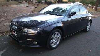 Veículo: Audi - A4 -  em Bebedouro