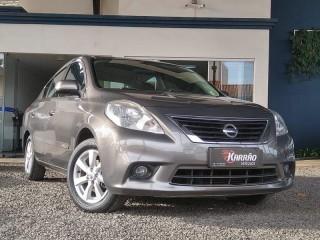 Veículo: Nissan - Versa -  em Bebedouro