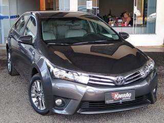 Veículo: Toyota - Corolla -  em Bebedouro