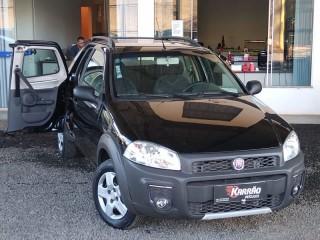 Veículo: Fiat - Strada -  em Bebedouro
