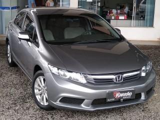 Veículo: Honda - Civic -  em Bebedouro
