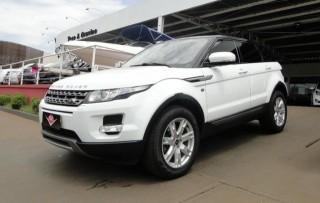 Range Rover 2.0 PURE TECH 4WD 16V GASOLINA 4P AUTOMÁTICO