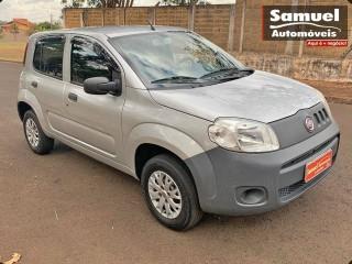 Veículo: Fiat - Uno - 1.0 EVO VIVACE 8V FLEX 4P MANUAL em Sertãozinho