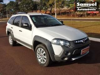 Veículo: Fiat - Palio Weekend - 1.8 MPI ADVENTURE WEEKEND 16V FLEX 4P AUTOMATIZADO em Sertãozinho