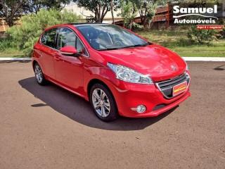Veículo: Peugeot - 208 - 1.6 GRIFFE 16V FLEX 4P AUTOMÁTICO em Sertãozinho