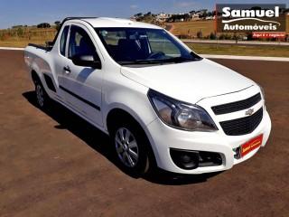 Veículo: Chevrolet (GM) - Montana - 1.4 MPFI LS CS 8V FLEX 2P MANUAL em Sertãozinho