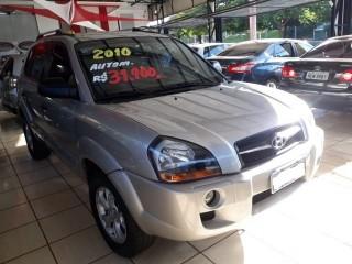 Veículo: Hyundai - Tucson - 2.0 MPFI GL 16V 142CV 2WD GASOLINA 4P AUTOMÁTICO em Ribeirão Preto