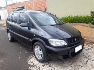 Veículo: Chevrolet (GM) - Zafira - 2.0 MPFI CD 16V GASOLINA 4P MANUAL em Ribeirão Preto