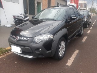 Veículo: Fiat - Strada - 1.8 MPI ADVENTURE CE 16V FLEX 2P AUTOMATIZADO em Ribeirão Preto