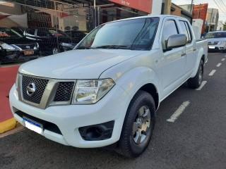 Veículo: Nissan - Frontier - 2.5 S 4X2 CD TURBO ELETRONIC DIESEL 4P MANUAL em Ribeirão Preto