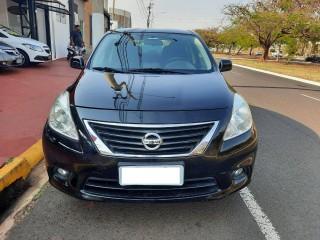 Veículo: Nissan - Versa - 1.6 16V FLEX SL 4P MANUAL em Ribeirão Preto
