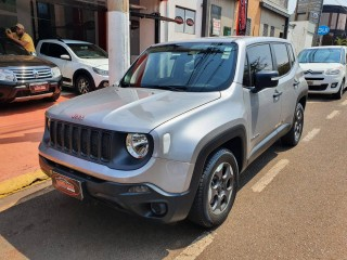 Veículo: Jeep - Renegade - 1.8 16V FLEX SPORT 4P AUTOMÁTICO em Ribeirão Preto