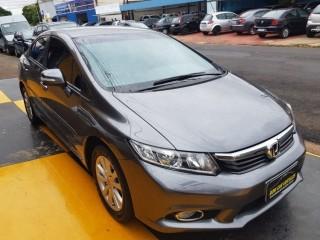 Veículo: Honda - Civic - LXR Automático 2.0 Flex em Ribeirão Preto