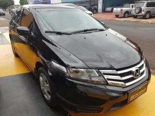 Veículo: Honda - City - DX 1.5 Flex Mecânico em Ribeirão Preto