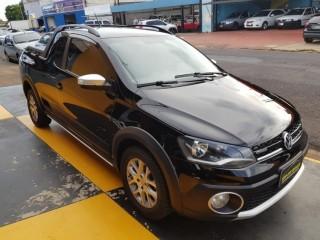 Veículo: Volkswagen - Saveiro - Cross 1.6 MSI em Ribeirão Preto